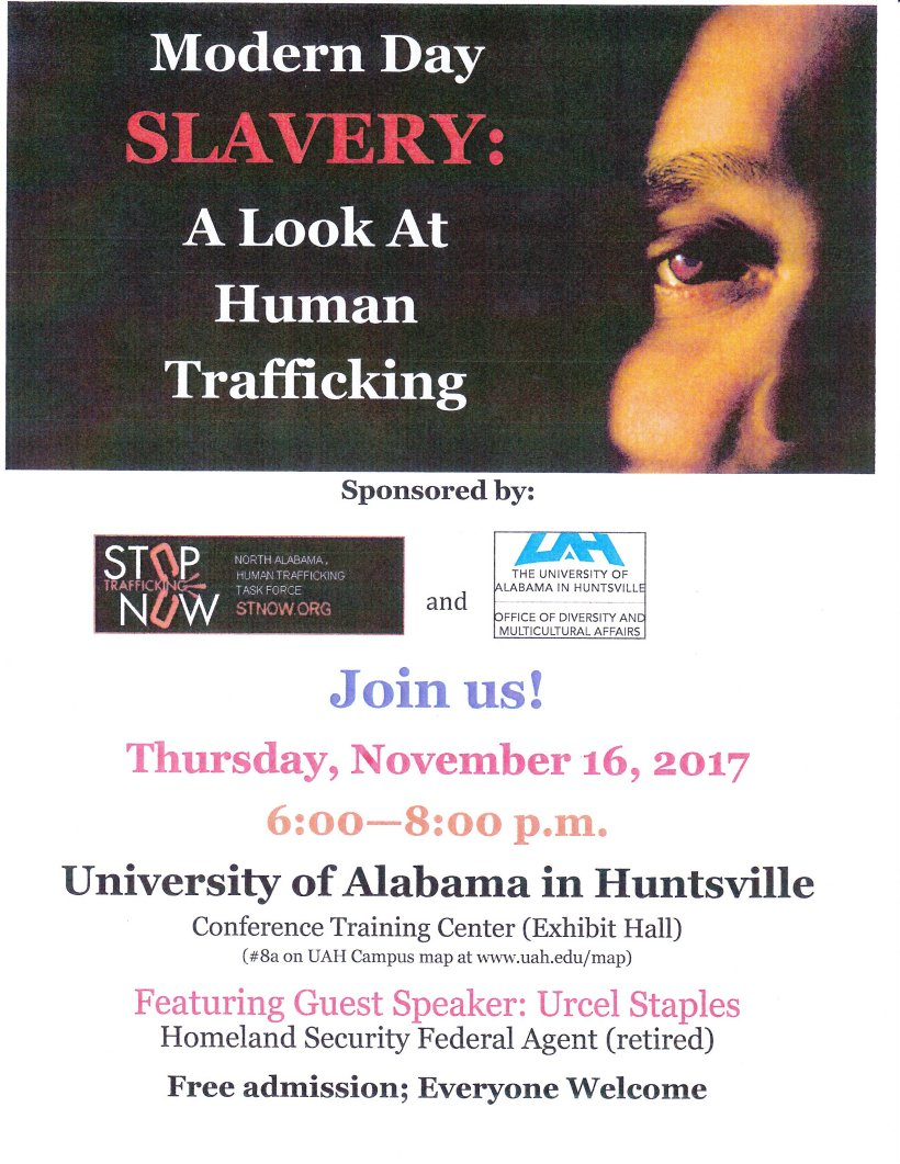 Modern Day Slavery: A Look at Human Trafficking ...